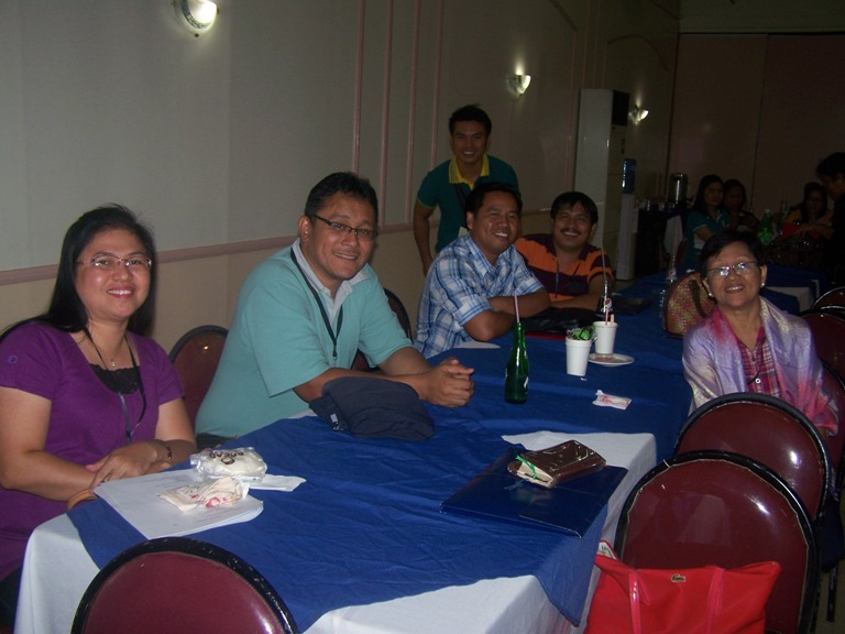 CAMACOP Live-in Seminar November 5 to 7, 2014  event picture at Linmarr Davao Hotels and Apartelles. It's more FUN in the PHILIPPINES