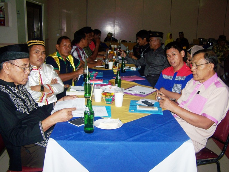 Mindanao Sulu Archipelago kadatuan History Convention February 20-21, 2016  event picture at Linmarr Davao Hotels and Apartelles. It's more FUN in the PHILIPPINES
