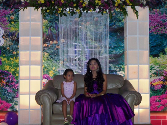 Javic Charisse Debut October 27, 2011 photo gallery at Linmarr Davao Hotels and Apartelles October 03, 2008. It's more FUN in the PHILIPPINES