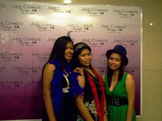 Javic Charisse Debut October 27, 2011 Event picture at Linmarr Davao Hotels and Apartelles. It's more FUN in the PHILIPPINES