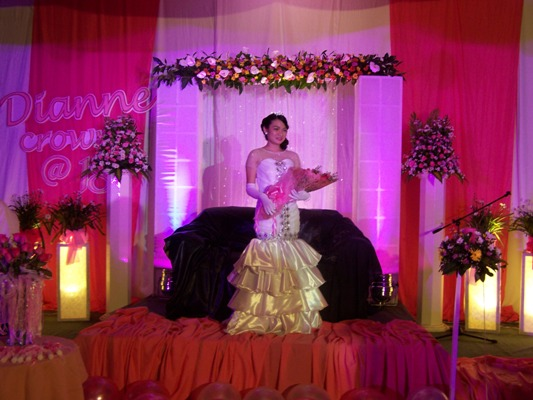 Dianne's Debut May 28, 2012. It's more fun in the Philippines!
