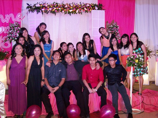 Dianne's Debut May 28, 2012 Event picture at Linmarr Davao Hotels and Apartelles. It's more FUN in the PHILIPPINES