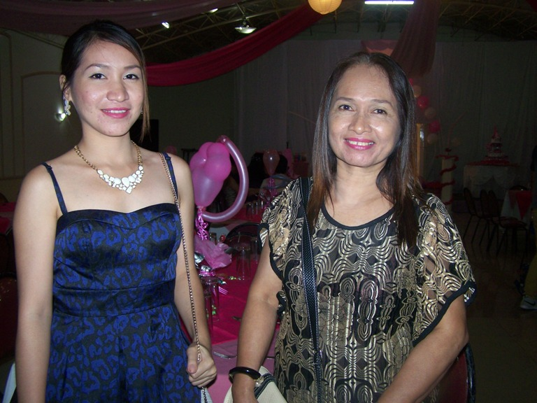 Kate is Sweet 16 August 23, 2014 Event picture at Linmarr Davao Hotels and Apartelles. It's more FUN in the PHILIPPINES