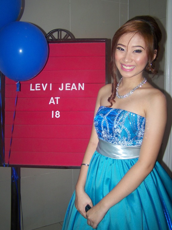 The 18th Birthday of Levi Jean December 21, 2014 photo gallery at Linmarr Davao Hotels and Apartelles October 03, 2008. It's more FUN in the PHILIPPINES