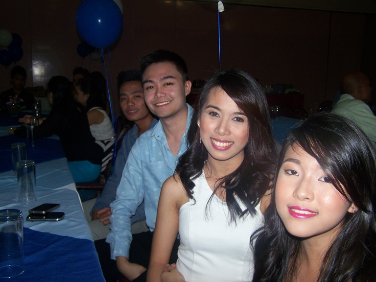 The 18th Birthday of Levi Jean December 21, 2014 Event picture at Linmarr Davao Hotels and Apartelles. It's more FUN in the PHILIPPINES