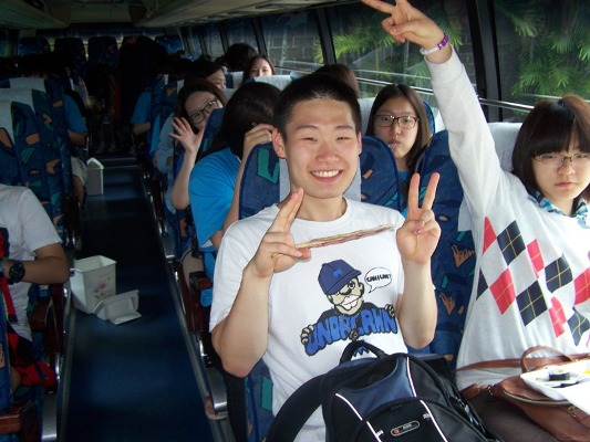 Visiting Students of the Kangnam University Korea Jan. 28 to Feb. 15, 2012 강남 다바오 대학 방문 photo gallery at Linmarr Davao Hotels and Apartelles. It's more FUN in the PHILIPPINES