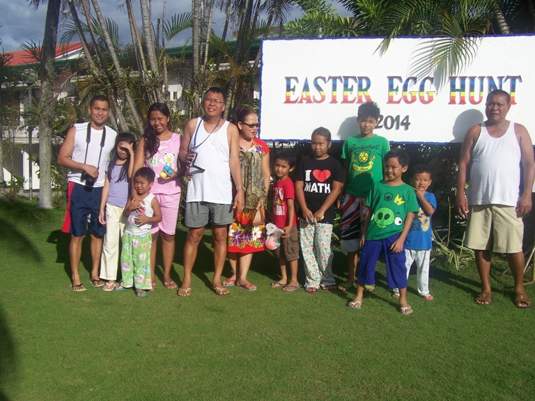 Easter Egg Hunt 2014 April 23, 2014 photo gallery at Linmarr Davao Hotels and Apartelles. It's more FUN in the PHILIPPINES