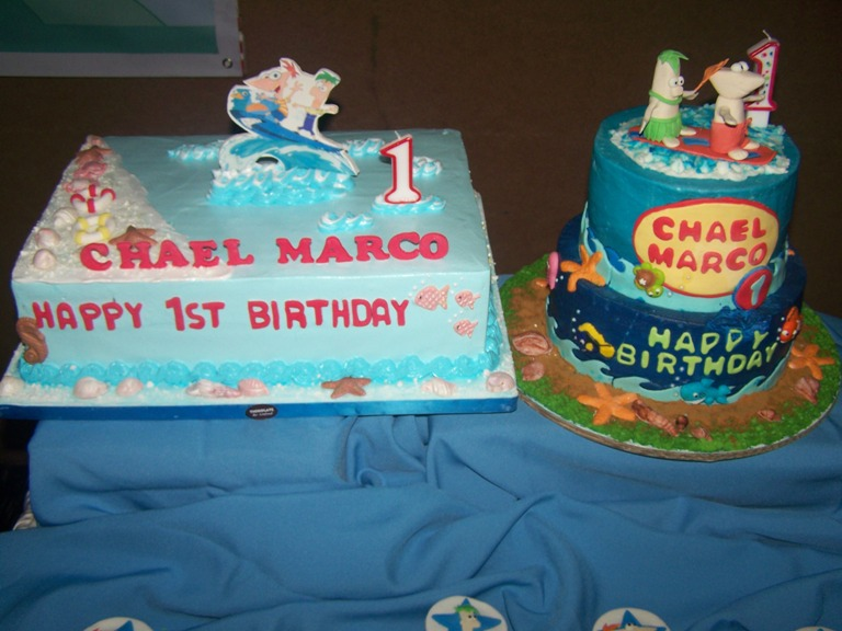 Chael Marco 1st Birthday Party May 18, 2014 event picture at Linmarr Davao Hotels and Apartelles. It's more FUN in the PHILIPPINES