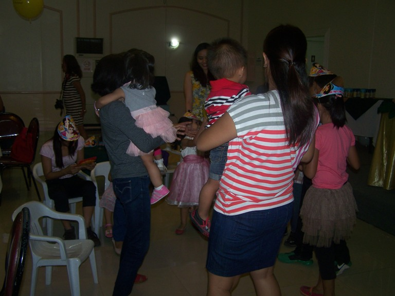 Sophia's 1st Birthday Party May 24, 2014 event picture at Linmarr Davao Hotels and Apartelles. It's more FUN in the PHILIPPINES
