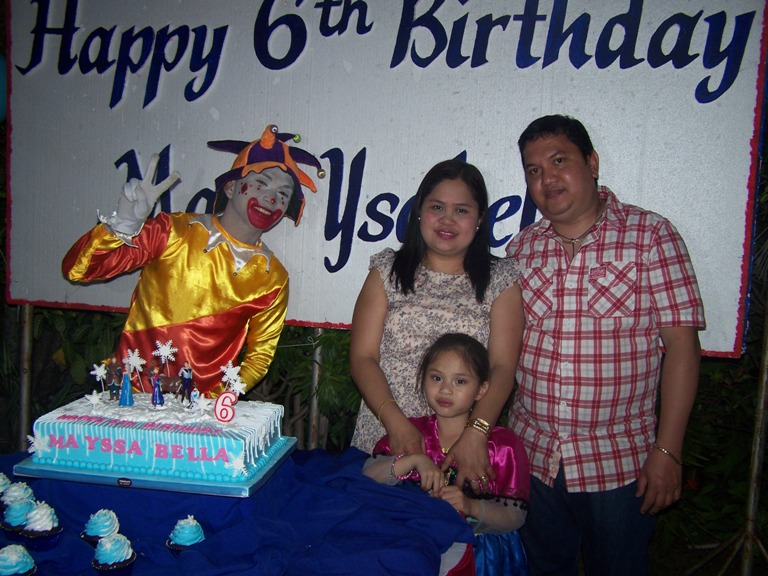 Ma. Ysabella 6th Birthday Party March 8, 2015 photo gallery at Linmarr Davao Hotels and Apartelles. It's more FUN in the PHILIPPINES