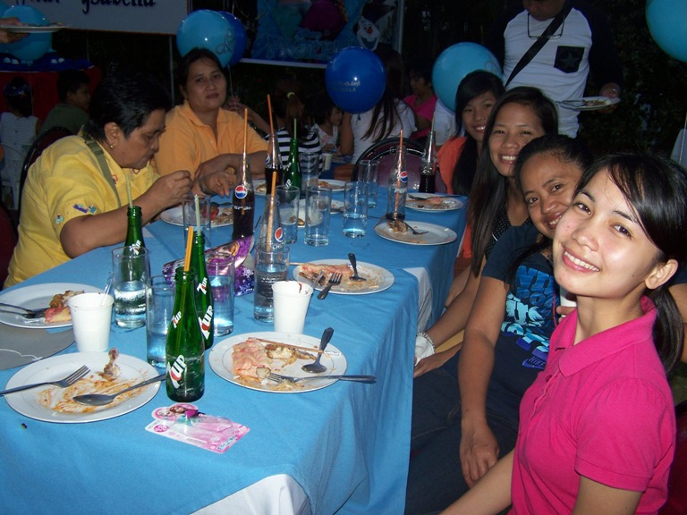 Ma. Ysabella 6th Birthday Party March 8, 2015 event picture at Linmarr Davao Hotels and Apartelles. It's more FUN in the PHILIPPINES