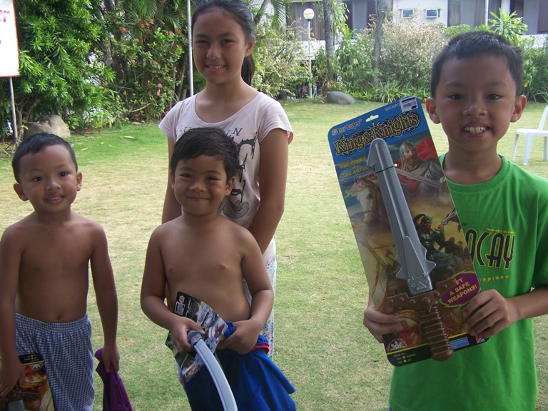 Annual Easter Egg Hunt April 5, 2015 event picture at Linmarr Davao Hotels and Apartelles. It's more FUN in the PHILIPPINES