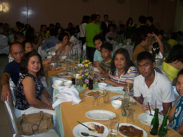 The Wedding Reception of Arvin and Maricel July 29, 2014  event picture at Linmarr Davao Hotels and Apartelles. It's more FUN in the PHILIPPINES
