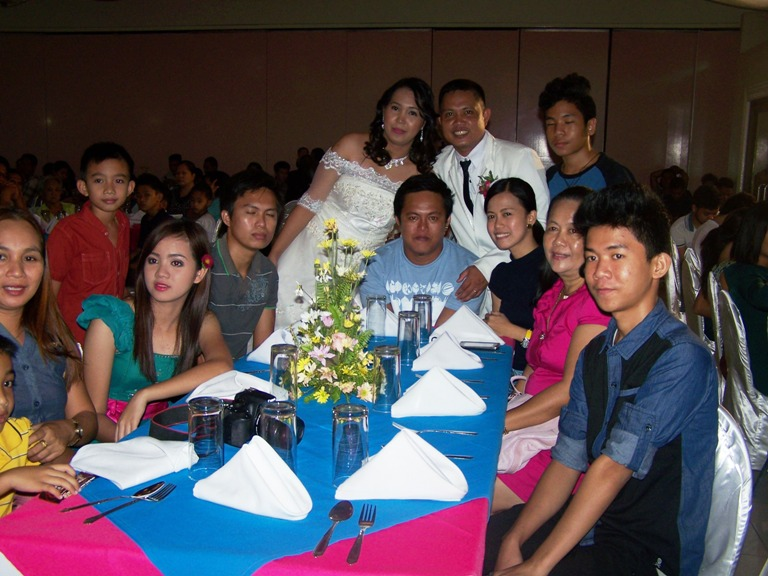 The Wedding Reception of Josef and Cheryl June 6, 2015  event picture at Linmarr Davao Hotels and Apartelles. It's more FUN in the PHILIPPINES