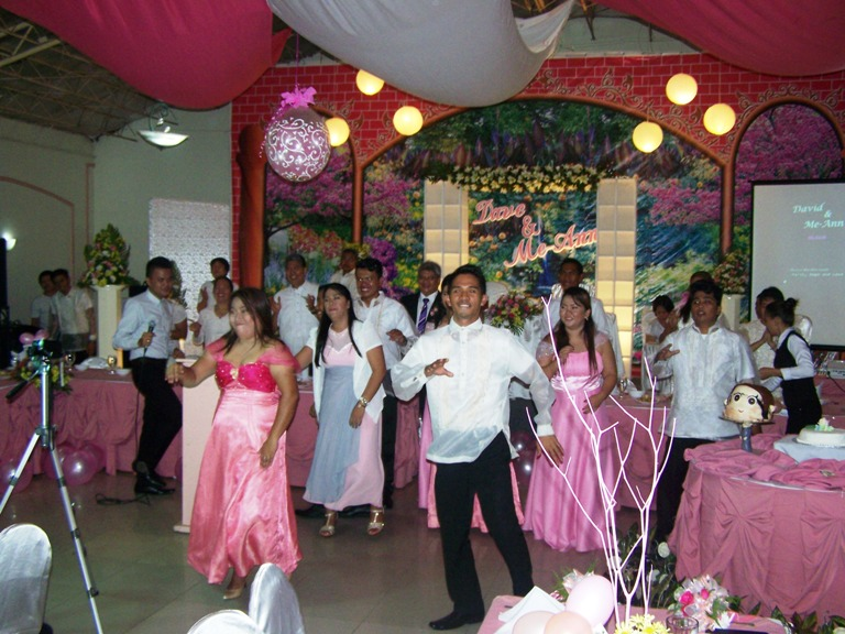 The Wedding Reception of David Noel and Mary-Ann May 3, 2016  event picture at Linmarr Davao Hotels and Apartelles. It's more FUN in the PHILIPPINES