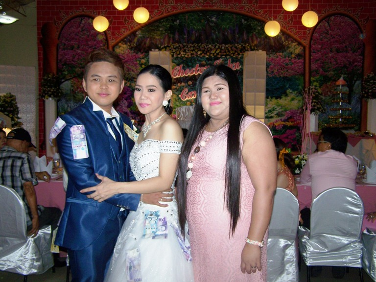 The Wedding Reception of Chester John and Carlie Jean August 18, 2016  event picture at Linmarr Davao Hotels and Apartelles. It's more FUN in the PHILIPPINES