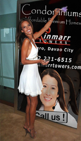 Link to Linmarr Towers Condominium Complex Davao