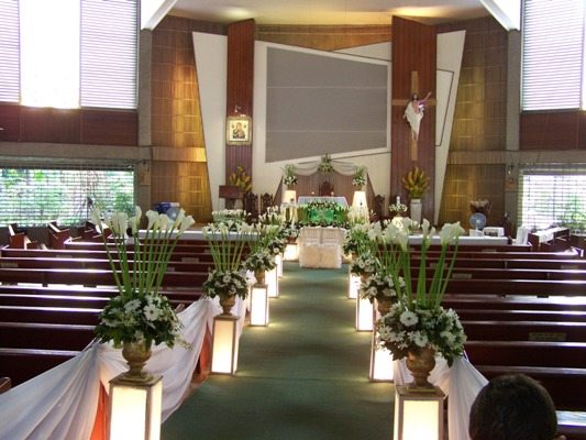 Cheap Church Wedding Decorations | Church Wedding Decoratio