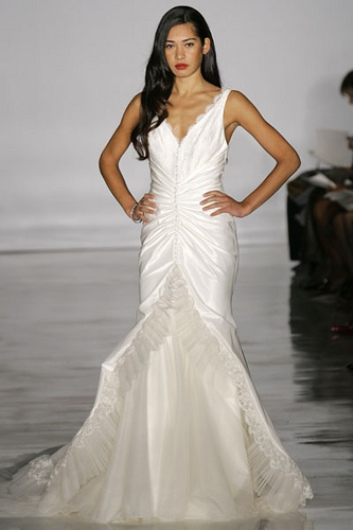 Image of sample wedding gown (Linmarr Davao)